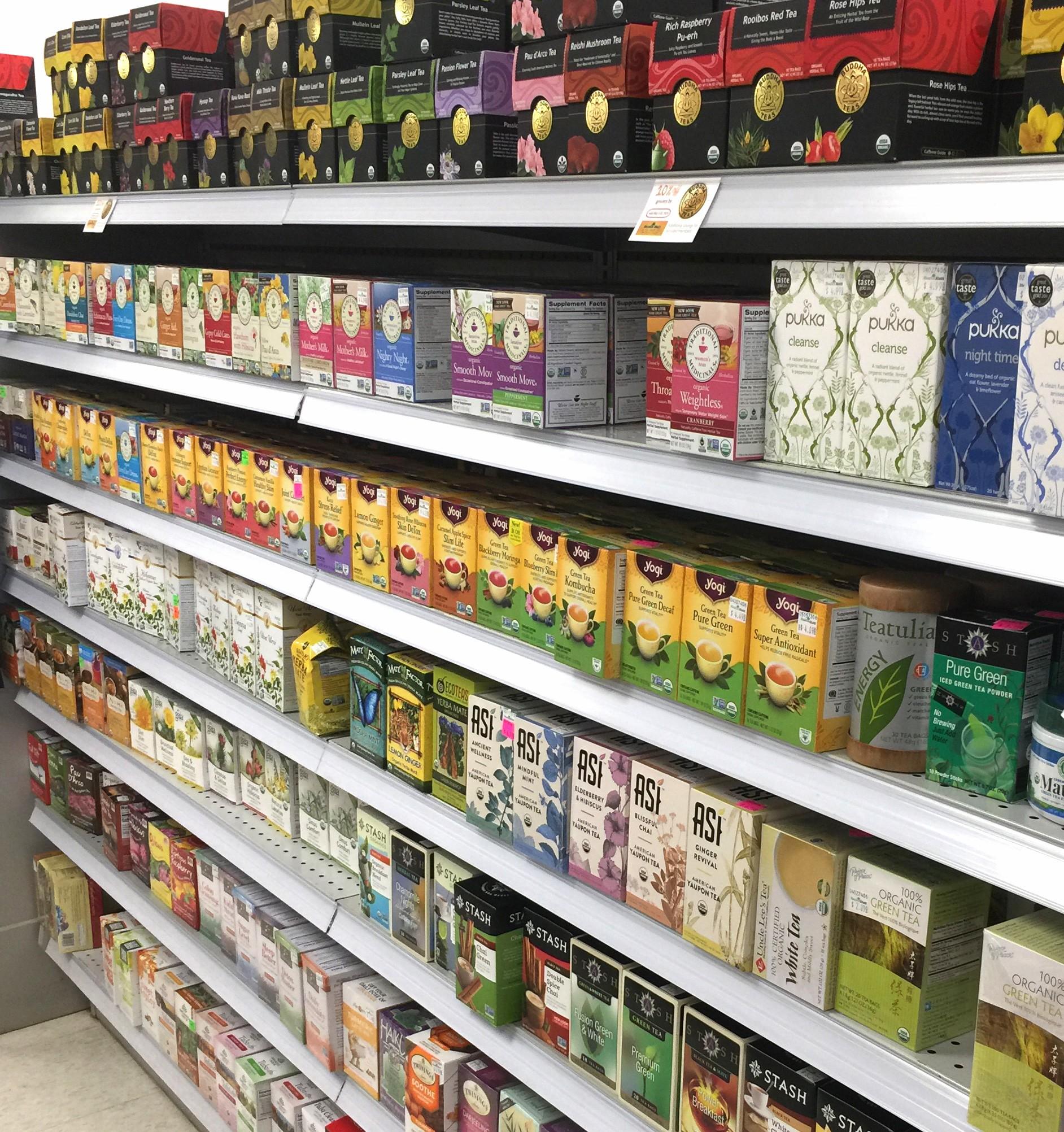 tea-wall