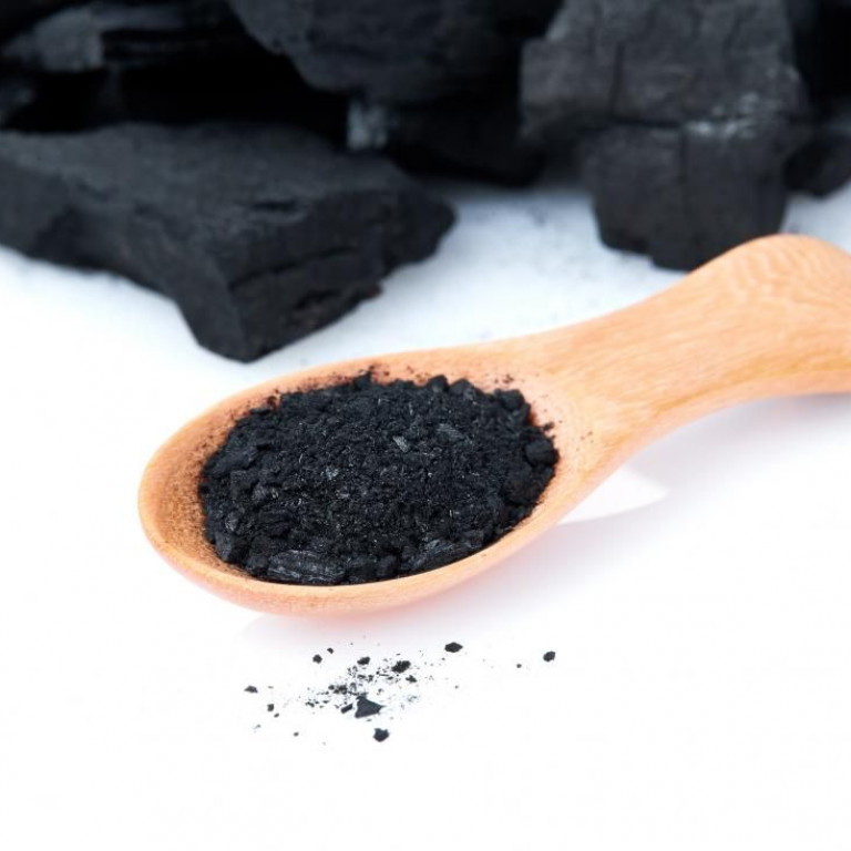 Activated charcoal_ 8 uses and what the science says